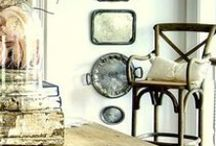 | SHABBY CHIC INTERIOR |