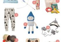 toys for little ones / creative doll-house notebook. never too early to inspire interior design.