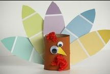 Thanksgiving - Kid Crafts/Activities