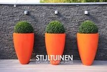 Modern outdoor planters / Outdoor Planters, the best selection in modern design. Modern Planters, Plant Containers and Pots For Commercial & Residential Use.