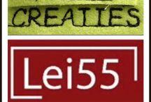 UMH Creaties meets Lei55 / Stitch & Stuff creatiefcafé