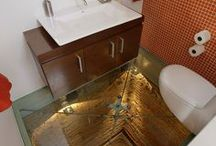 Bathrooms / Cool bathroom decor ideas