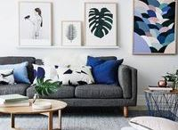 Living Rooms / Super decor to make your living room friendly and relaxing