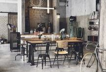 Dining Rooms / Dine in a peaceful, relaxing atmosphere surrounded by great design.