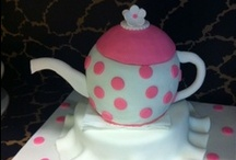 """Cakes by """"Miss Mary"""" / cakes made by Tsanos Company in Athens Greece Cake designers Pateras Sisters"""