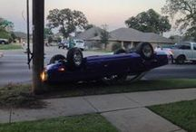 Classic Car Crashes / Examples of why you need to insure your Classic Car We insure collectible cars from 1900 through brand new models. #carcrash #accidents #caraccidents #classiccar http://classiccarinsurance.com
