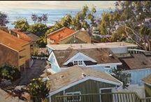 15th Annual Laguna Plein Air Painting Invitational (2013) / Each year Laguna Beach, a famous seaside community and historic artist colony, becomes an outdoor painting studio with the Laguna Beach Plein Air Painting Invitational.  Proceeds supports LPAPA.org, a nonprofit art organization.