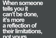 Aforismi Pensieri Quotes / Le parole sono importanti, possono essere dure come pietre ma delle volte salvano.