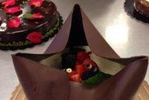 Colaboraciones y Cursos / Cursos especializados de la mano de Paco Torreblanca, David Pallas, Jacob Torreblanca y profesionales en el mundo de la pastelería.  Productos utilizados  Tescoma.