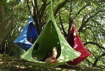 Asumuksia - telttoja