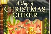 """A Cup of Christmas Cheer, Volumes 3 & 4, Guideposts / My short story, """"A Father's Gift,"""" is set in Meadow Lake, California. It's included in Volume Three: Heartwarming Tales of Christmas Past.  A young man harboring resentment over hurts received early in his life must choose whether or not to embrace the family, friendships and unexpected gifts that come his way one snowbound Christmas."""