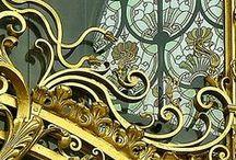 Art nouveau à Paris / Immeuble Lavirotte avenue Rapp (7eme)