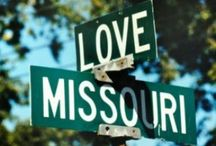 Missouri, The Show Me State / by Sharon Schulz O'Neill