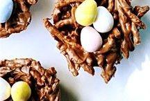 Recetas de Pascua / Recetas y utensilios de Pascua para pasar unas vacaciones sabrosas y divertidas.
