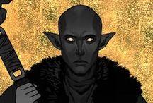 Dragon Age: Solas
