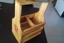 My woodwork / Woodwork done by me.