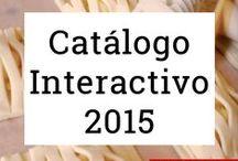 Catálogo Interactivo 2015 / Descubre en el catálogo interactivo 2015 de Tescoma todos los productos y las mejores recetas para sacarle provecho a tu cocina.