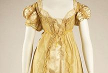 Gowns ~ Regency / Beautiful and inspirational gowns and frocks from the time of Jane and Josephine.