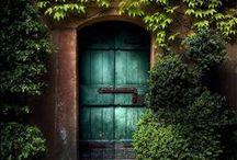 ✿ doors ✿