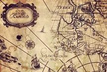 Reference [ Treasure Pirate Maps ]