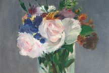 Floral and Still Life paint draw etc