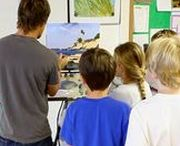 LPAPA Student Members & Education Programs / LPAPA encourages enrolled art students to join the Laguna Plein Air Painters Association to take advantage of the education programs and opportunities for mentoring in developing their art career. Student membership available at a discounted annual rate of $45