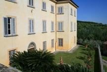 Tuscany Villas / Real estate, Italy, Tuscany, Lucca historic Villas and farmhouse for sale