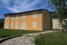 Tuscany farmhouse via Matraia