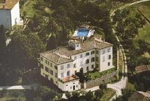 Lucca Tuscany Villa north hills / Tuscany Villa north hills with a woderful views.