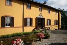 Lucca Tuscany villa Pescaglia