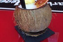 Cócteles Terraza Bambú / Carta de coctelería para Terraza Bambú