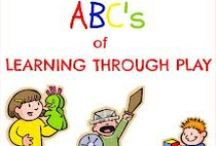 Activities/Ideas for Children&Classroom  / by Sharon Landry