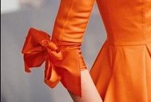 Fashion - Orange