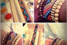 Bijoux inspiration / des bijoux fantaisies pour plein d'idees