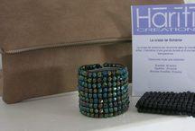HARITI Creations : bijoux sacs pochettes tutos / Bijoux sacs pochettes fait main pièce unique ou en série très limitée disponibles sur https://www.alittlemarket.com/boutique/hariti-573511.html