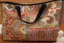 Sacs pochettes issus du net ou de mes créations Hariti.fr / des sacs cousus à la main