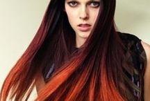 coiffure pour cheveux longs / parce que je ne sais jamais quoi faire de mes cheveux longs