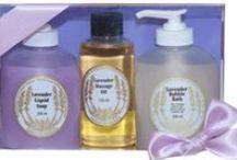 Lavender Gift Pack Range