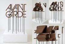design: Typography / by Natasja Weekers