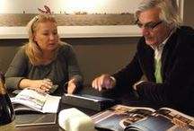 Madrid-Estudio de diseño Interiores conceptorDR (Diego Rodríguez) / Estudio de diseño Interiores conceptorDR. Visita Instalaciones