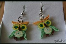 Quilled Jewellry