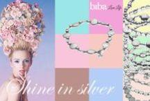Biba / Met de mooie armbandjes van Biba maak je jouw eigen unieke setje!