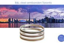B&L Steel / Een grenzeloze collectie van edelstaal armbanden voor hem en haar! Deze mooie collectie armbanden zijn gemaakt van verschillende materialen zoals edelstaal, goud verguld edelstaal, rose goud verguld edelstaal en zelfs in combinatie met leer.