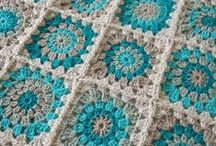 crochet-granny squares