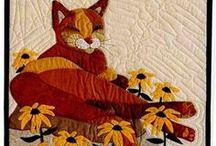 patchwork - animals / zvieratká v patchworku všelijak