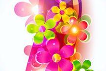 Muy colorido