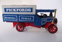 Pickfords in miniature! / Pickfords diecast collectables, spotted on eBay and elsewhere!