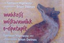 Books by Indigenous  Authors / lists of indigenous authors and their books, most Canadian First Nations, Metis and Inuit