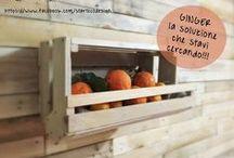RICICLO CREATIVO / idee creative, facili e soprattutto ecosostenibili DO IT YOURSELF!