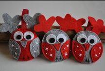 X-mas Crafts / Ideas for Christmas decorations